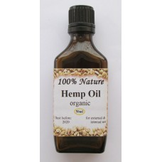 Hemp for skin (face & body)